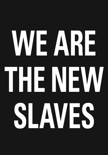wearethenewslaves