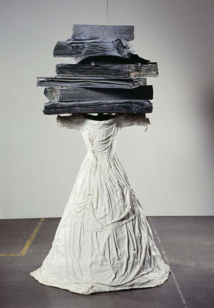 Anselm Kiefer, Frauen der Antike, 2006. Es Baluard Museu d'Art Modern i Contemporani de Palma. Collecci Grothe.