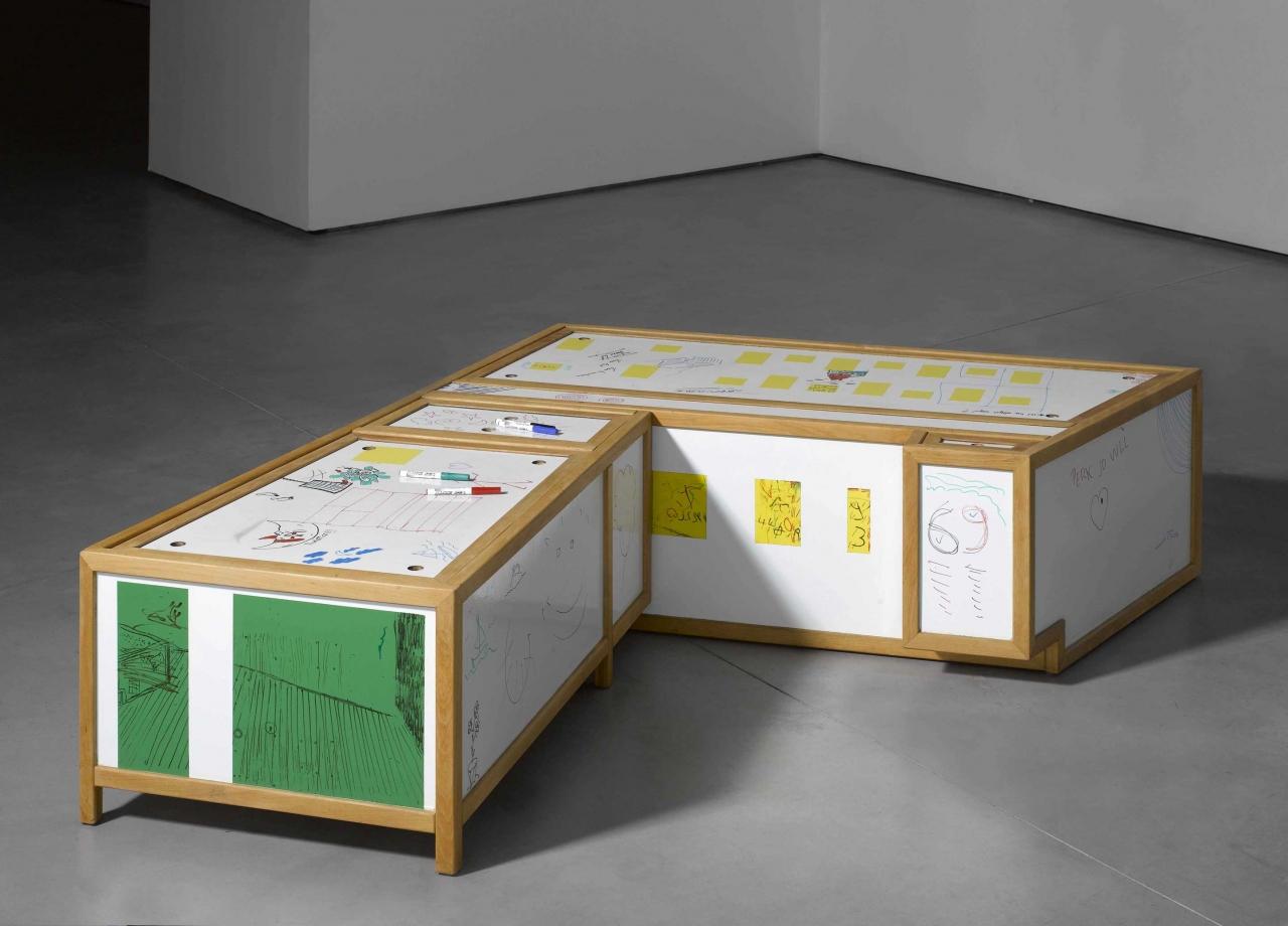 Daniel Chust-Peters, Solar 1, 2001. Es Baluard Museu d´Art Modern i Contemporani de Palma. © fotografía Joan-Ramon Bonet / David Bonet