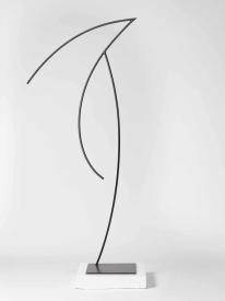 Andreu Alfaro, Desplazamiento, 1985. Es Baluard Museu d´Art Modern i Contemporani de Palma, depósito Colección Ajuntament de Palma. ©fotografía Joan-Ramon Bonet / David Bonet