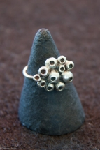 Anillo burbujas Drophius