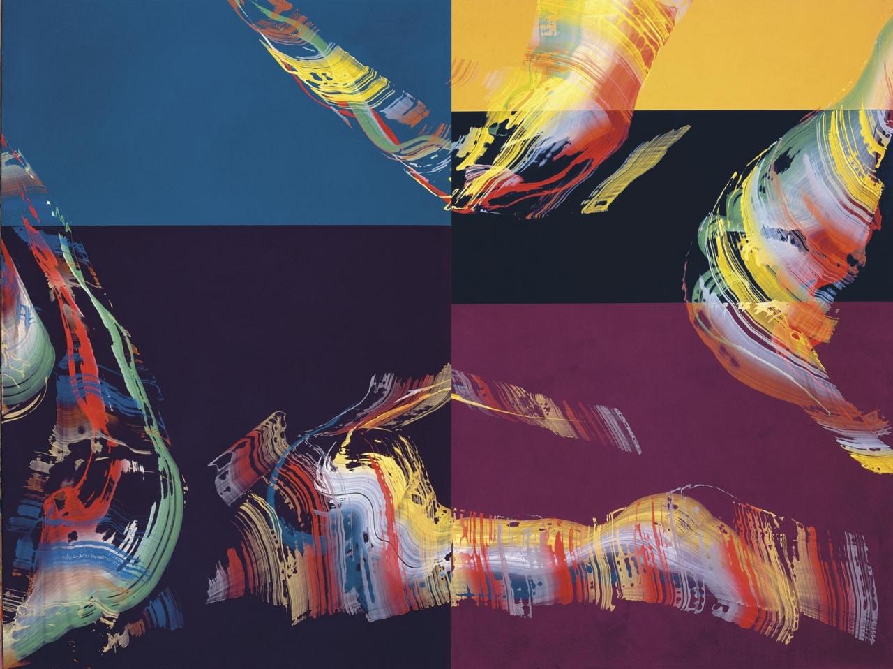 José Manuel Broto, 'Ligeti', 2006. Colección Sidercal Minerales, SA. © fotografía: cortesía del artista. © de la obra, el artista
