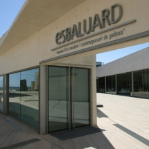 Es Baluard. Access.