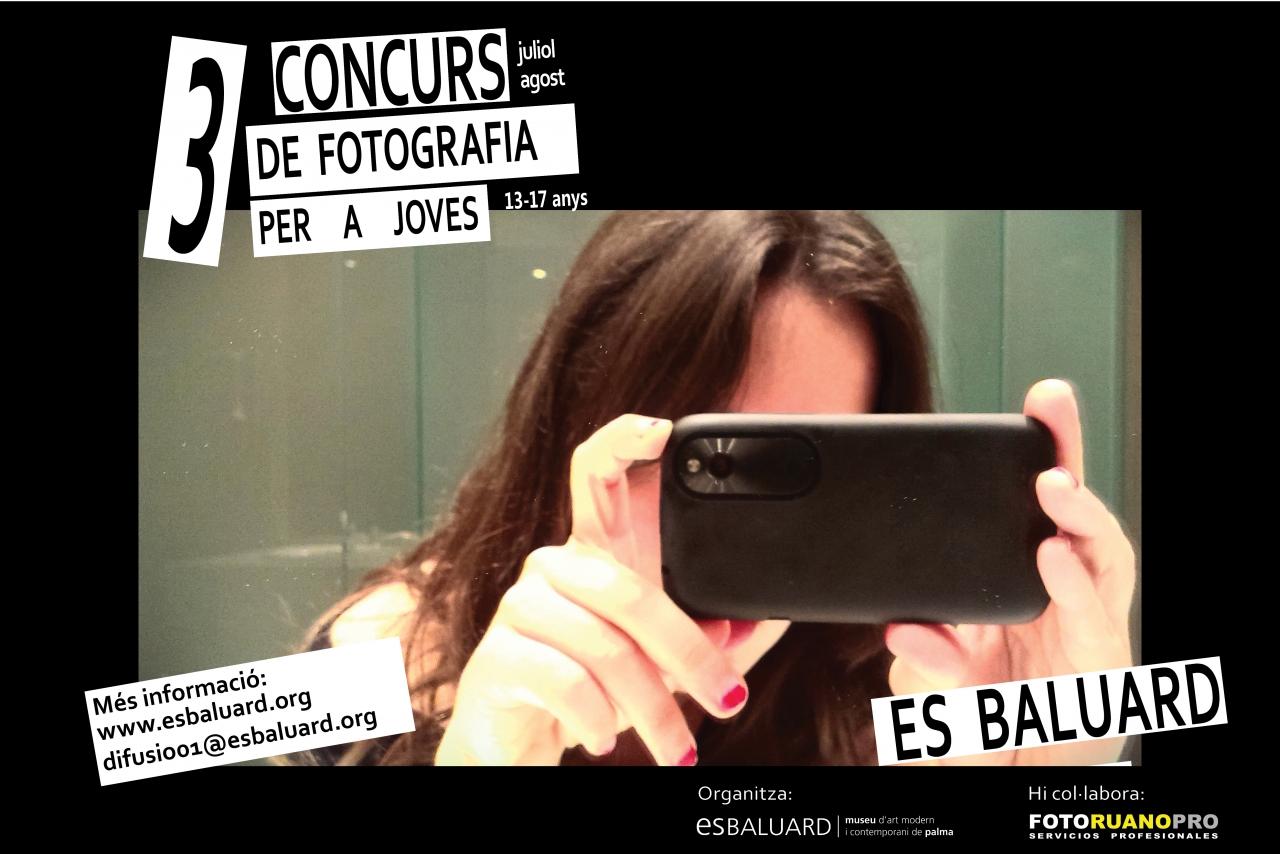 Concurs fotografia per a joves