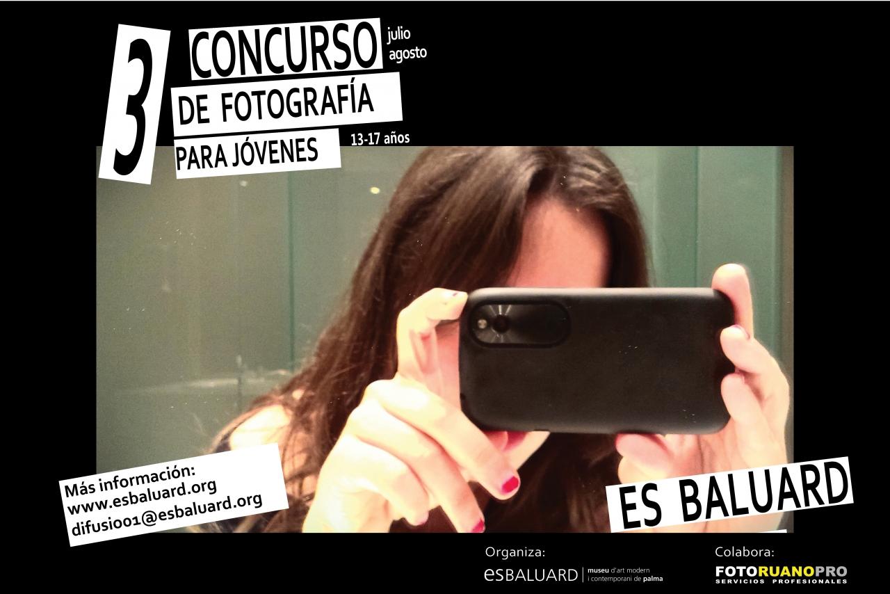 Concurso de fotografía para jóvenes