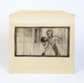 Sandra Vásquez de la Horra, 'Dansante de Tango', 2014. Private collection. © work, Sandra Vásquez de la Horra, VEGAP, Palma, 2016 © photograph, Dr. Cordia Schlegelmilch, courtesy Kewenig Palma