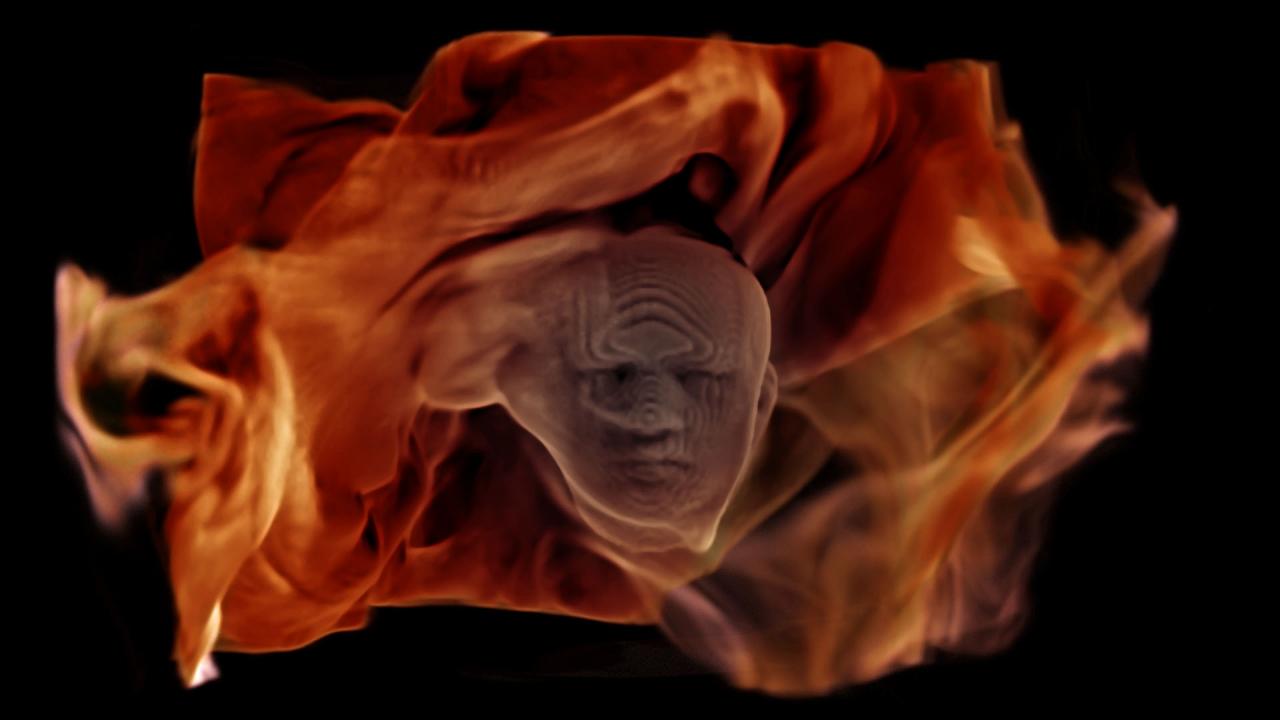 Marina Núñez, 'Phantasma 5', 2017 (video frame). Courtesy of the artist © of the work, Marina Núñez, 2017