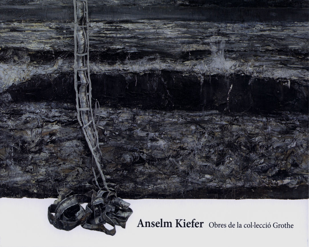 Anselm Kiefer. Obres de la collecci Grothe