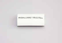 Es Baluard. Oval Eraser