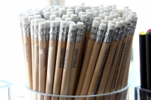 Es Baluard. Wood Pencils