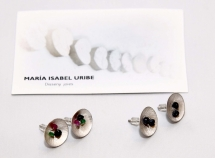 Earrings. Maria Isabel Uribe