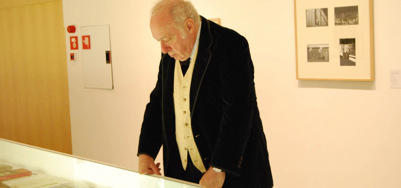 Eduardo Arroyo. Photo: Es Baluard