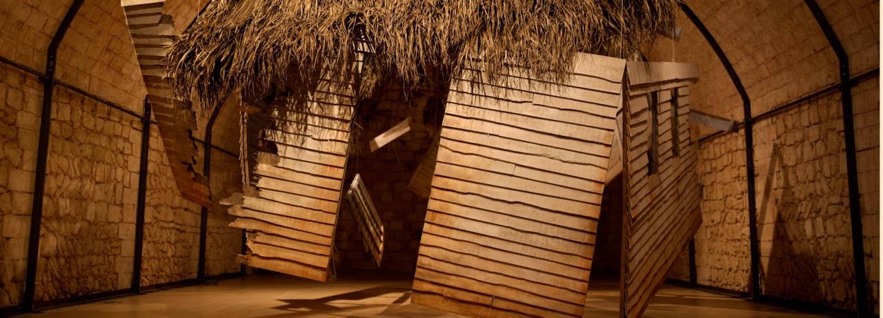 Jorge Mayet, Arquitectura para las almas, 2011. © Foto Agustí Torres. © Obra Jorge Mayet.