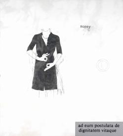 Julião Sarmento, Film Noir (genérico 20) [Honey], 2007. Colección Fundação Ilídio Pinho, Porto. Foto José Manuel Costa Alves © Julião Sarmento