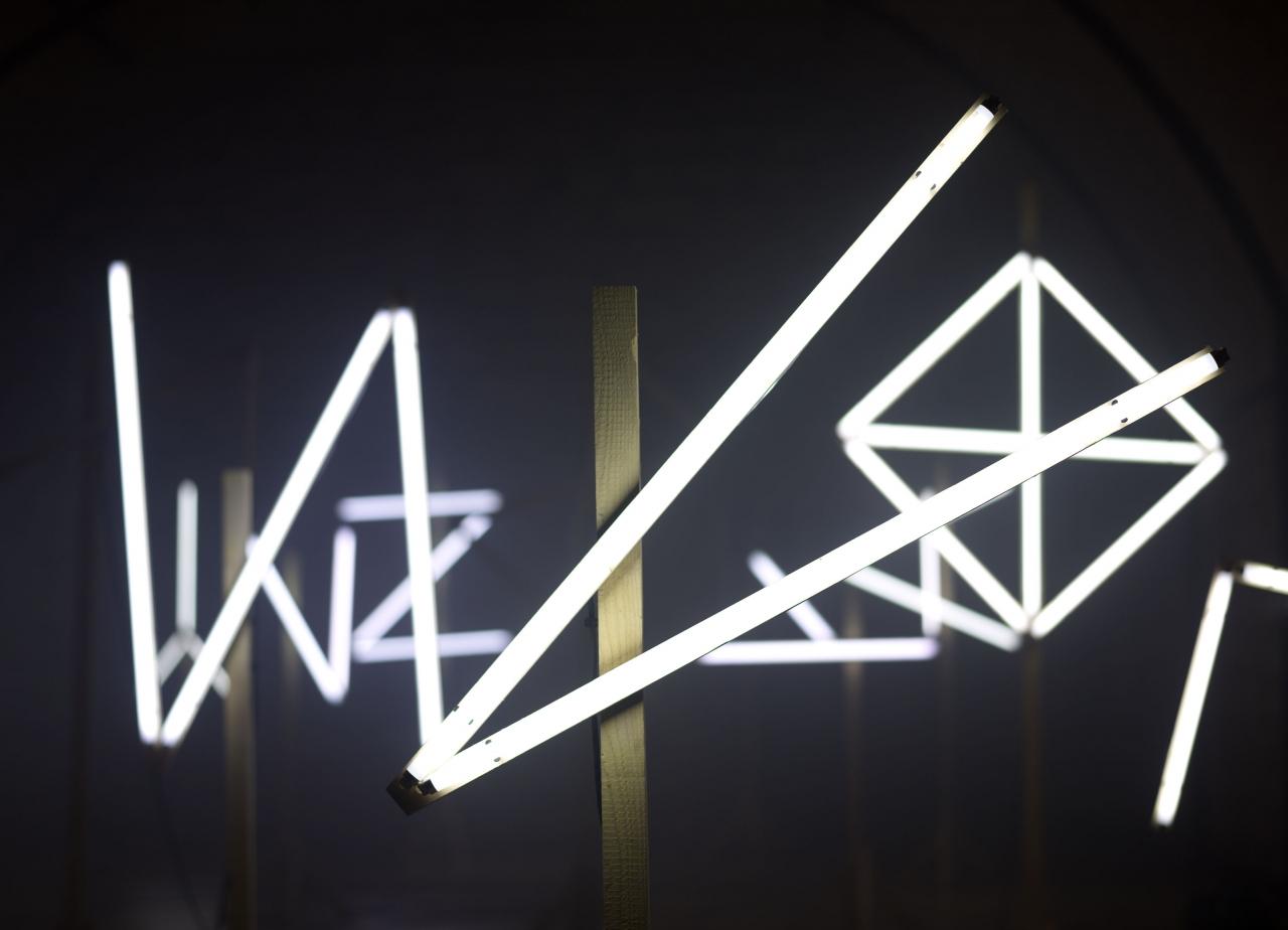 Christian Boltanski, Signatures. Foto Agustí Torres