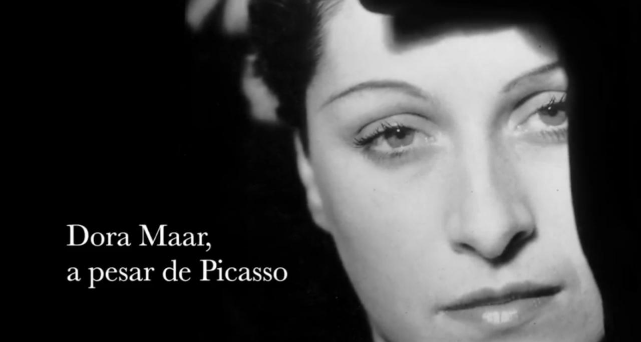 Conferència de Victòria Combalia i presentació de 'Dora Maar a pesar de Picasso'