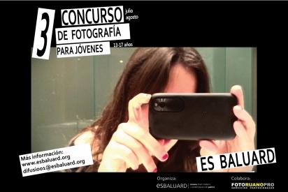 III Concurso de fotografía para jóvenes