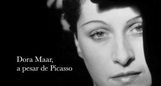 Dora Maar a pesar de Picasso, conferencia Victòria Combalia