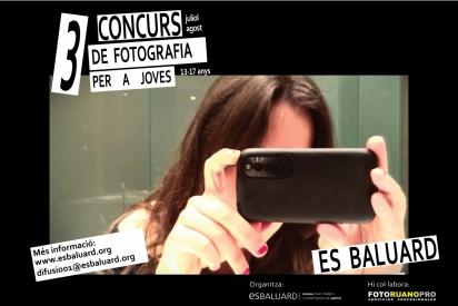 III Concurs de fotografia per a joves a Es Baluard