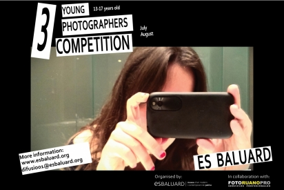 Es Baluard 3rd Young Photographers Competition