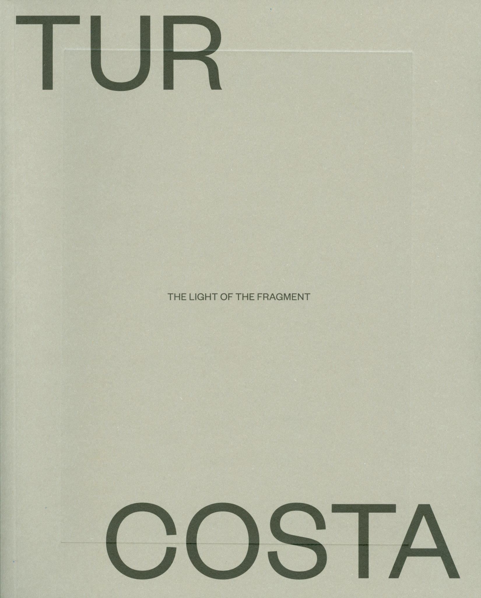 Tur Costa. The light of the fragment / An Ibizan boy during the Civil War