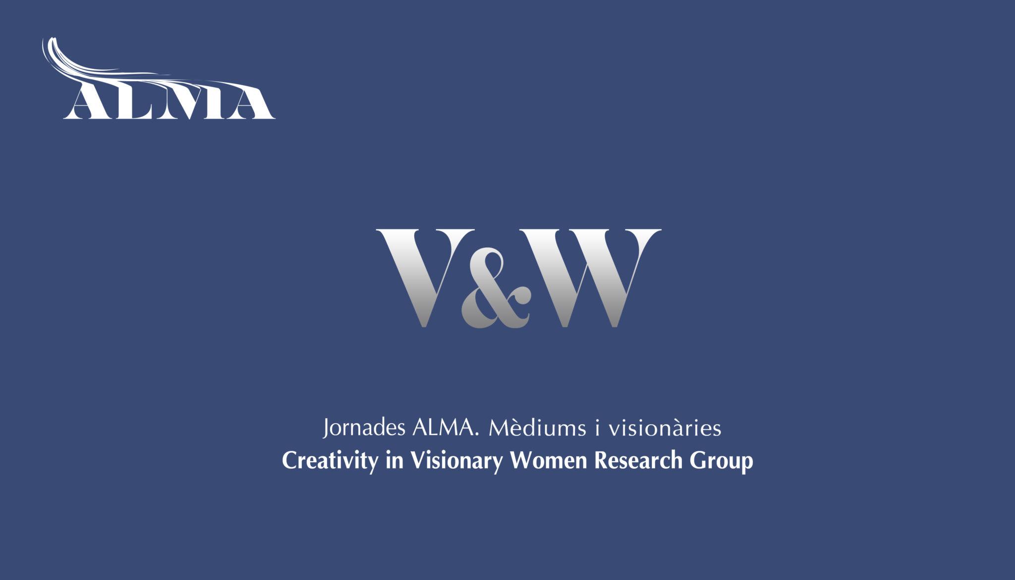 Jornades «ALMA. Mèdiums i visionàries»